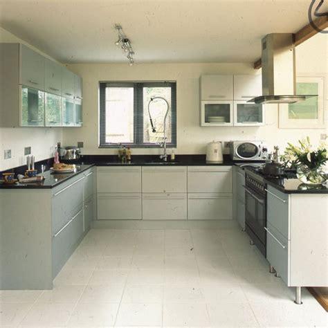 Sleek kitchen   Kitchen design   Decorating ideas