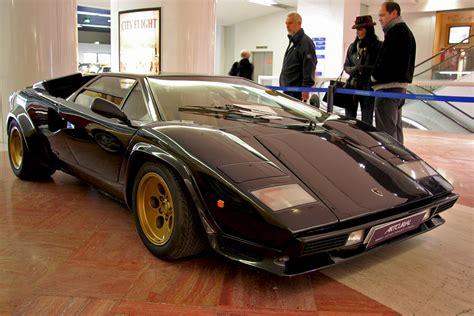 1986 Lamborghini Countach 1986 Lamborghini Countach Pictures Cargurus