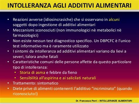 tiramina alimenti perri f le allergie e le intolleranze alimentari asmad 2015