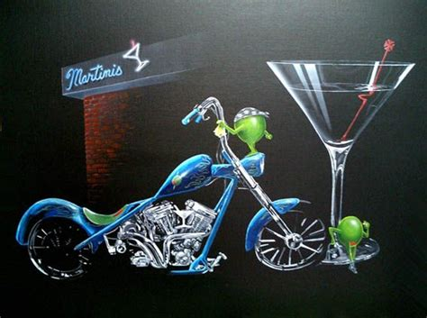 godard martini custom martini by michael godard
