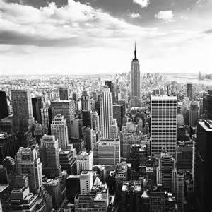 Manhattan Wall Mural wall mural manhattan view photo wallpaper new york
