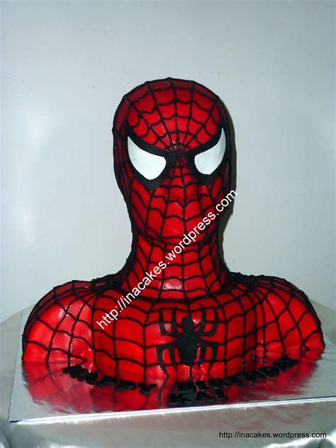 spiderman cake  birthday