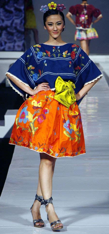 design fashion indonesia dare to wear jakarta fashion week metro news