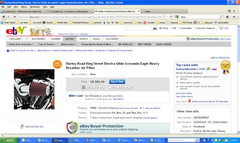 ebay forum buying harley davidson parts on ebay a user s guide