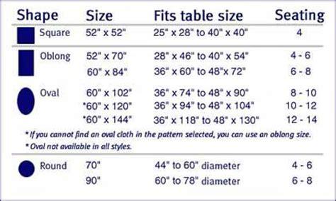 Oblong Size 15 36 Bulan oblong tablecloth the ebay community