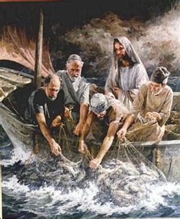 imagenes de la pesca milagrosa quot en tu palabra echar 233 la red quot clic gt
