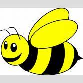 Bumble Bee Yellow Clip Art at Clker.com - vector clip art online ...