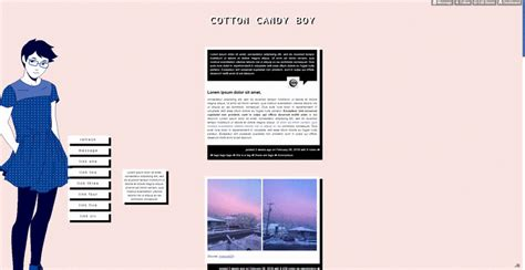 themes for tumblr fashion blogs redfox themes