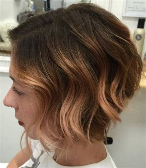ombre hair for fine hair 15 best short ombre hair ideas for cropped locks