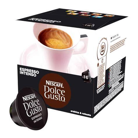 Nescafe Dolce Gusto Capsule Grande Intenso Murah nescaf 233 dolce gusto espresso intenso dutchsupermarket
