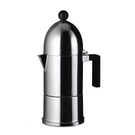 la cupola la cupola coffee maker 6 cups alessi eataly