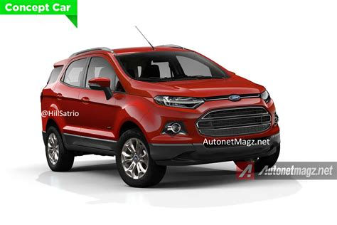 will you buy a 7 seater ecosport render pics