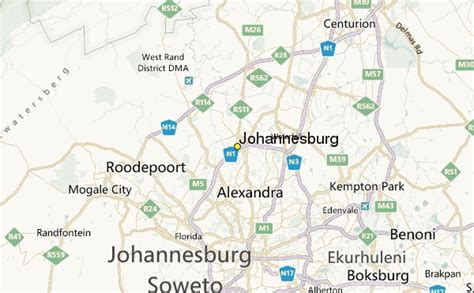 johannesburg weather station record historical weather