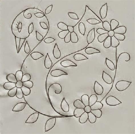 patrones para bordados patrones para bordar pa os de cocina bordado passo a passo cisne de folhas e flores bordado