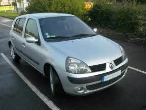 Renault Clio 1 5 Dci 80 Annonce Renault Clio Ii 2 1 5 Dci 80 Ch