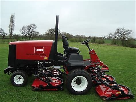 Toro Gm 4500d Rotary Ride On Mower All So Available John