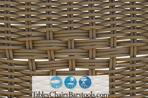 new mojave commercial outdoor aluminum resin wicker bar mojave commercial outdoor aluminum tan resin wicker bar