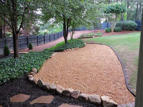 Best Place To Buy Pea Gravel Pea Gravel And Seating New Pea Gravel Patio Area