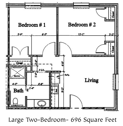 senior housing floor plans assisted living floor plan best free home design idea inspiration