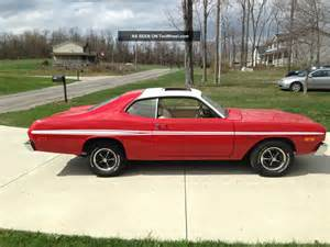 1973 dodge dart sport 340 like duster