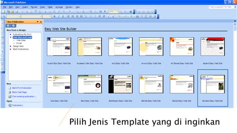 cara membuat website frontpage 2003 sharpe eyes cara membuat website di ms publisher 2003