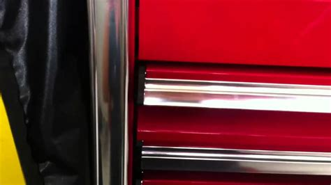 Tool Box Drawer Trim by Snap On Epiq Tool Box 68in Manufacture Defect