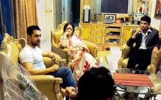 bollywood for entertainment aamir khan house
