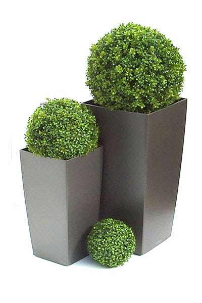 Topiary Balls Artificial - artificial boxwood balls artificial plants shop