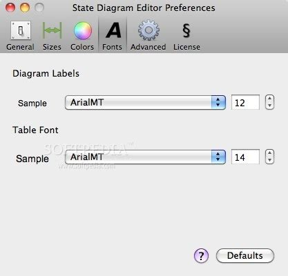 state diagram generator state diagram editor mac 1 4 03