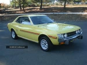 1973 Toyota Celica 1973 Toyota Celica