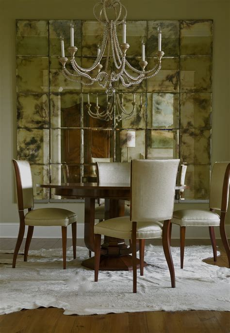 decorative mirrors dining room creatively arranged decorative mirrors for dining room decohoms