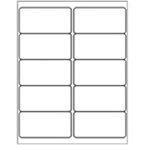Templates Shipping Label 10 Per Sheet Avery Avery 5663 Template Indesign