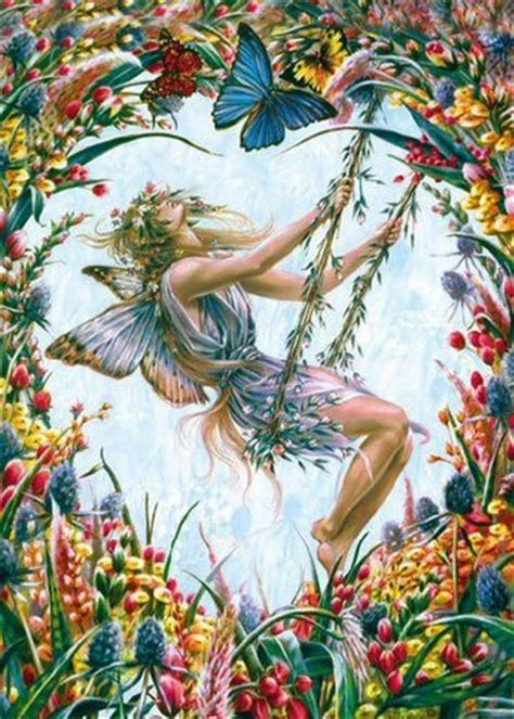 top swing artists fairies images sheila wolk hd wallpaper and background