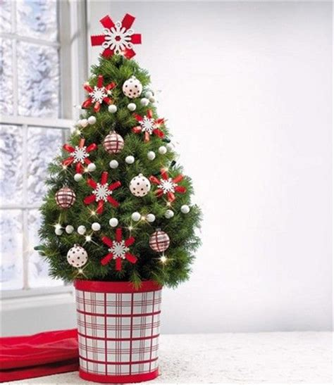 17 best images about christmas tree planter decor on