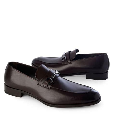 zegna shoes ermenegildo zegna square toe apron shoes brown in brown