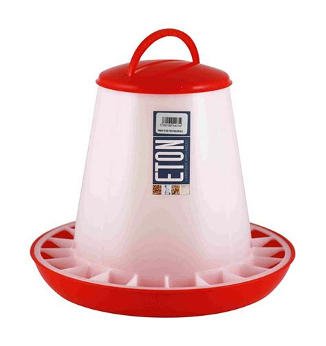 Feeder Company Eton Plastic Chicken And Poultry Feeders Cherry Acres