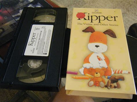 Entertaining Ebay by Kipper The Visitor And Other Stories Vhs 1999