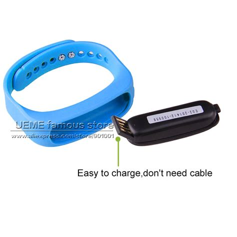 Waterproof Smart band wristband bracelet sport Activity Tracker for IOS android Fitness sleep