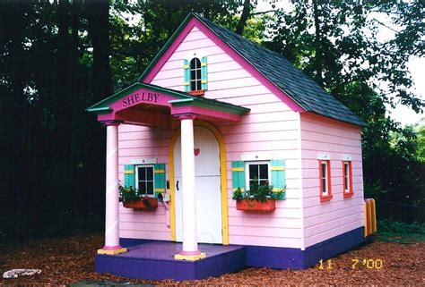 Playhouse Big Backyard by Triyae Big Backyard Bayberry Playhouse Various