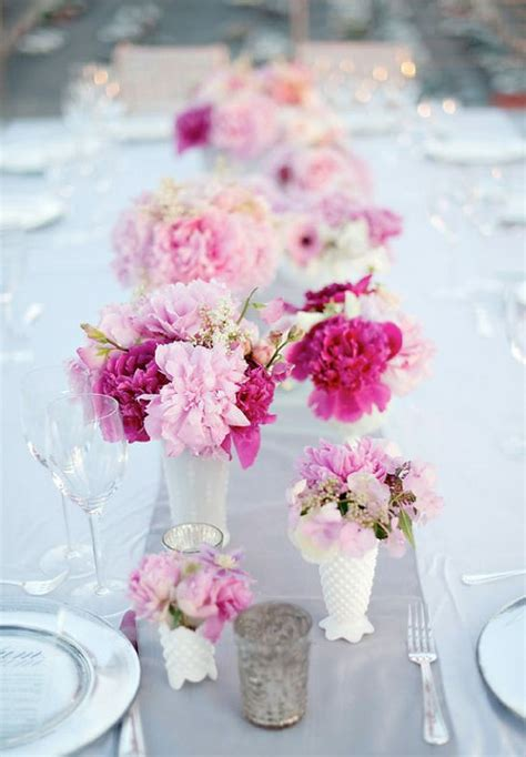 Handmade Wedding Centerpieces - diy wedding centerpiece ideas its time to start