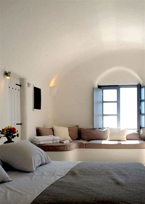 santorini bedroom kapari natural resort in imerovigli santorini home