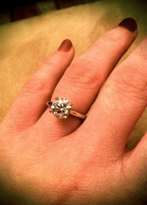 my engagement ring weddingbee photo gallery