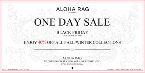 Fab Site Aloharagcom by Black Friday Sales 11 27 2009 Nitrolicious