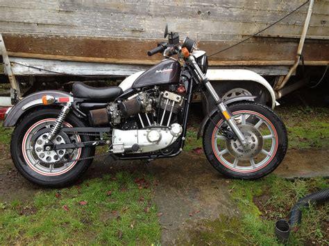 Motorcycle Dealers Eugene Oregon by 1983 Harley Davidson 174 Xr 1000 Sportster 174 Gray Eugene