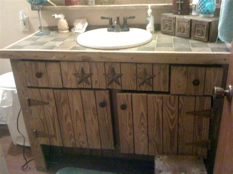 bathroom vanity makeover ideas 1000 images about barn bathroom on rustic