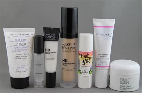 Primer Makeup Makeover Reader Request Makeup Primers Review Swatches And Photos