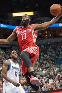 James harden makes his first all nba team photo by brad rempel usa