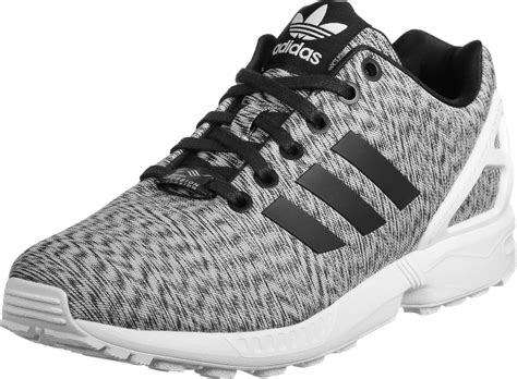 Adidas Zx Flux 10 adidas zx flux shoes white black