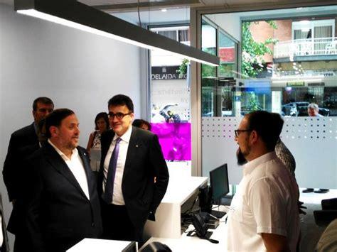 agencia tributaria oficinas barcelona junqueras inaugura la oficina de la ag 232 ncia tributaria de