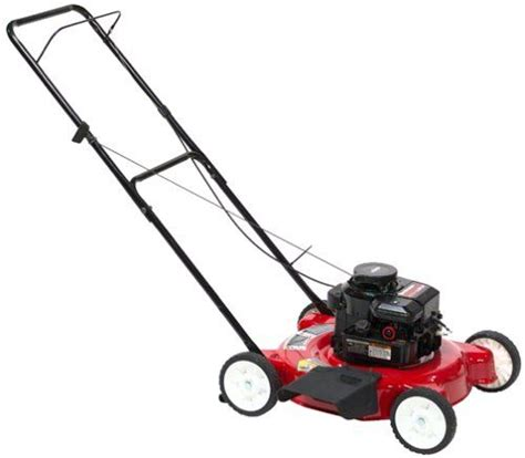 Garage Sale Lawn Mower by Yard Machines 11a 020b000 20 Inch 148cc Briggs Stratton